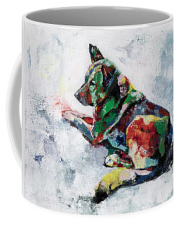 German Shepherd 2 Coffee Mug