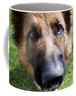 German Shepherd Dog Coffee Mug