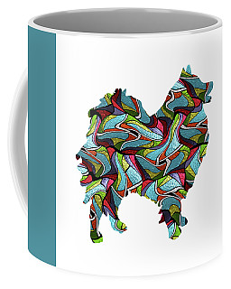 German Spitz Spirit Glass Coffee Mug