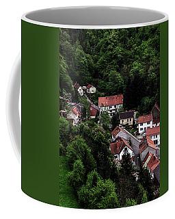 German Village Coffee Mug