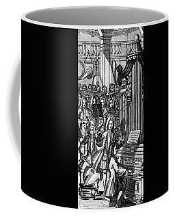 Germany: Orchestra, 1732 Coffee Mug