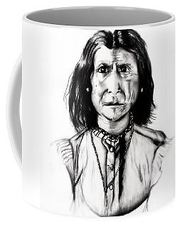 Geronimo Coffee Mug by Ayasha Loya