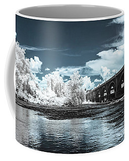 Gervais St. Bridge-infrared Coffee Mug
