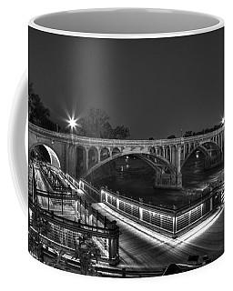 Gervais Street B-w Coffee Mug