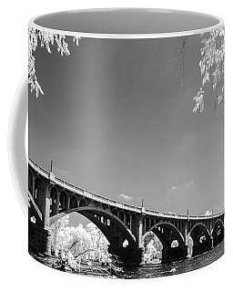 Gervais Street Bridge In Ir1 Coffee Mug