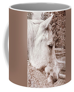 Get My Good Side, Please Coffee Mug
