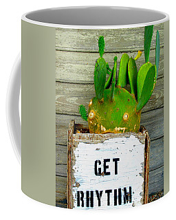 Get Rhythm Coffee Mug