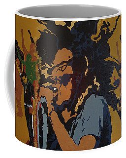 Get Up Stand Up Coffee Mug