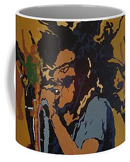 Get Up Stand Up Coffee Mug