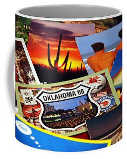 Get Your Kicks... Coffee Mug