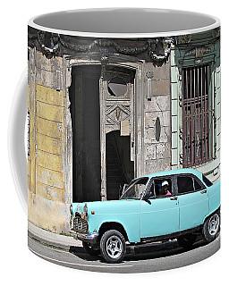 Getaway Car Coffee Mug