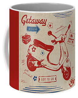 Getaway Weekend Coffee Mug