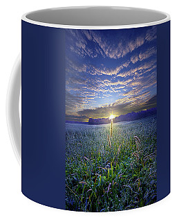 Getting Closer Every Day Coffee Mug