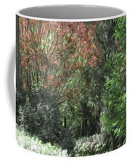 Getting Lost In A Day Dream Coffee Mug