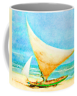 Getting Ready To Go Out Coffee Mug