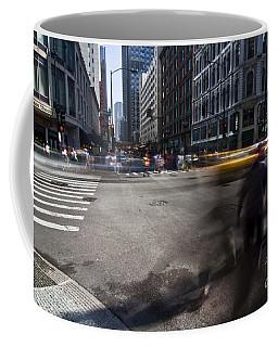Getting Somewhere Coffee Mug