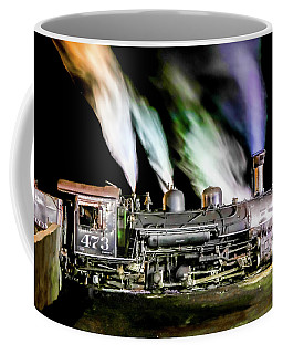 Getting Up Steam Coffee Mug