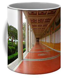 Getty Villa Coffee Mug