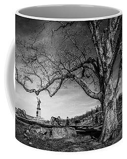 Gettysburg Below Little Round Top Coffee Mug
