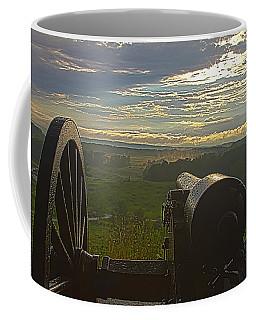 Gettysburg Canon Coffee Mug