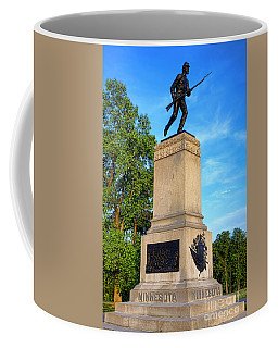 Gettysburg National Park 1st Minnesota Infantry Memorial Coffee Mug