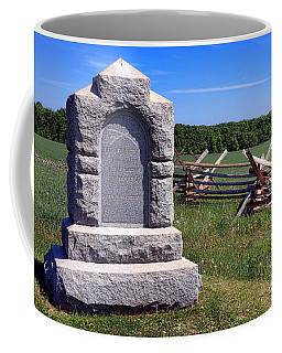 Gettysburg National Park Third West Virginia Cavalry Memorial Coffee Mug
