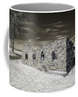 Gettysburg - Rose Farm Ruins Coffee Mug