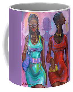 Ghana Ladies Coffee Mug