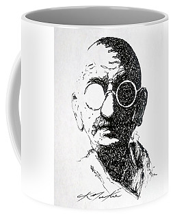 Ghandi Coffee Mug