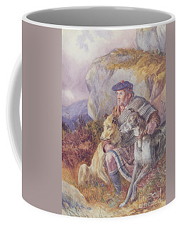 Ghillie And Deerhounds Coffee Mug