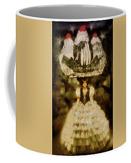 Coffee Mug featuring the photograph Ghirardelli Girl  by Joseph Hollingsworth