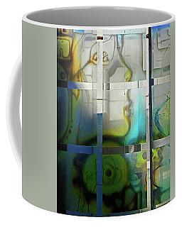 Ghost 1 Coffee Mug