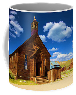 Ghost Church Coffee Mug