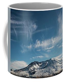 Ghost Clouds Coffee Mug