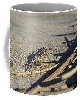 Ghost Crab Eyes The Debris Coffee Mug