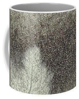Ghost Leaf Coffee Mug