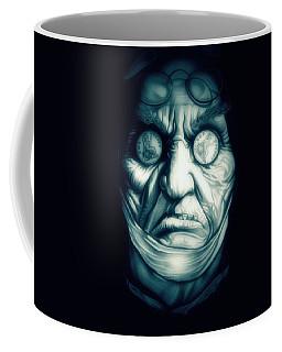 Ghost Marley Coffee Mug by Fred Larucci
