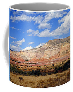 Coffee Mug featuring the photograph Ghost Ranch New Mexico by Kurt Van Wagner