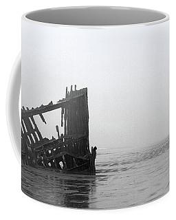Ghost Ship Coffee Mug by Joseph Skompski