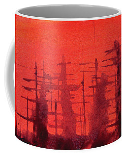 Ghost Ships Coffee Mug