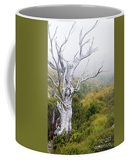 Coffee Mug featuring the photograph Ghost by Werner Padarin