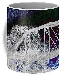 Ghostly Bridge Coffee Mug