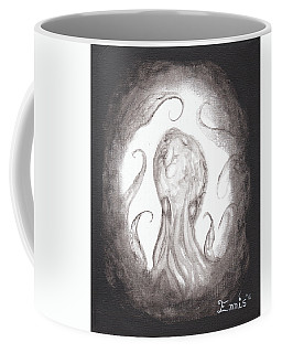 Ghostopus Coffee Mug by Christophe Ennis