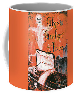 Ghost Coffee Mugs