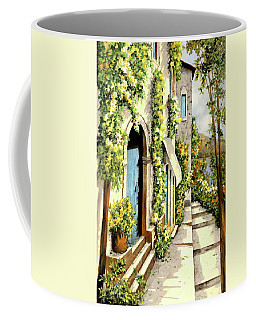 Giallo Limone Coffee Mug