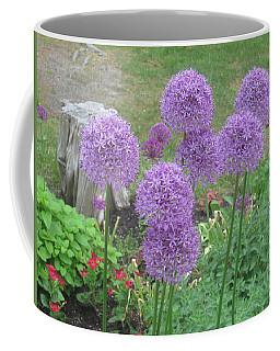 Giant Allium Coffee Mug