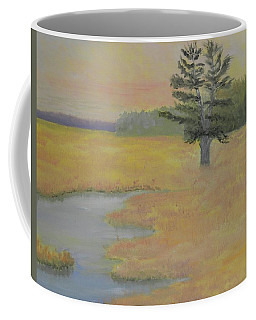 Giant In The Marsh Coffee Mug