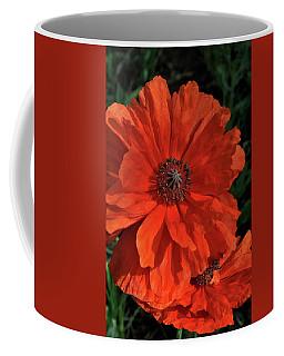Giant Mountain Poppy Coffee Mug