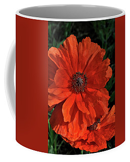 Giant Mountain Poppy Coffee Mug