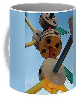Giant Tinker Toys Coffee Mug